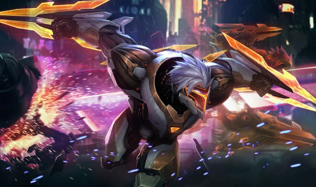 League of Legends: Astronaut skins and a new Prestige for Zed 4