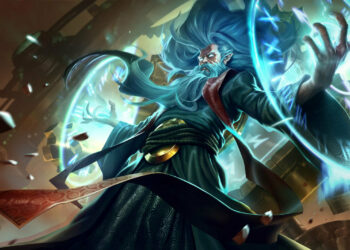 Zilean receive animations VFX update in League PBE Patch 3
