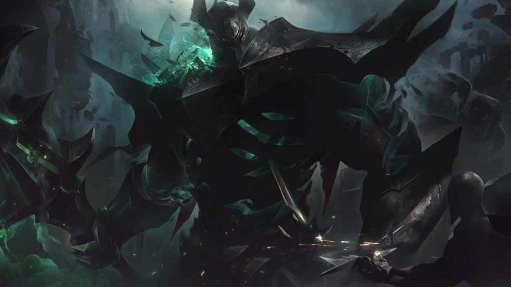 Mordekaiser: Satisfying Pentakill with just one Q! Is he too OP? 2