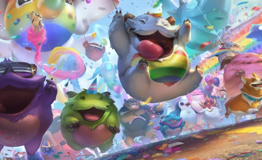 LGBTQIA+ stories will continue to be promoted by League of Legends canon 3