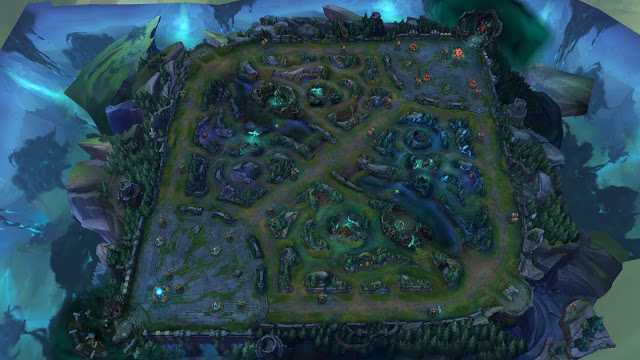 League's new mode features summoner spell slot replacement by another champ's ultimate, hitting on PBE server today 1