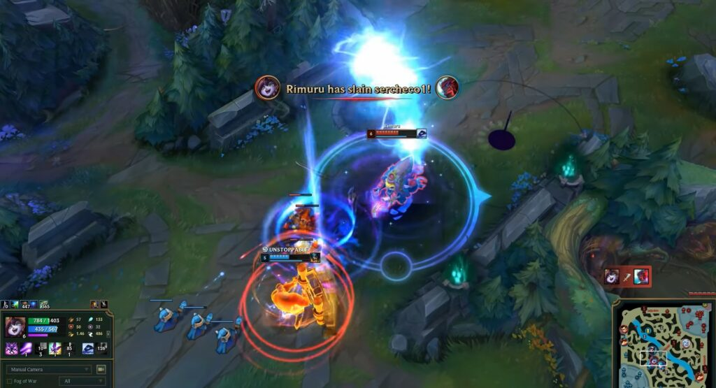 League Bug: Lulu can now use Xerath' Ult with her auto-attack in Ultimate Spellbook Game mode? 2