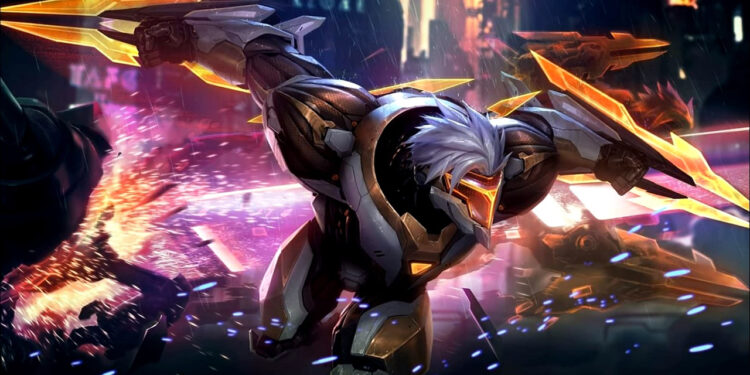 League of Legends: Astronaut skins and a new Prestige for Zed 1