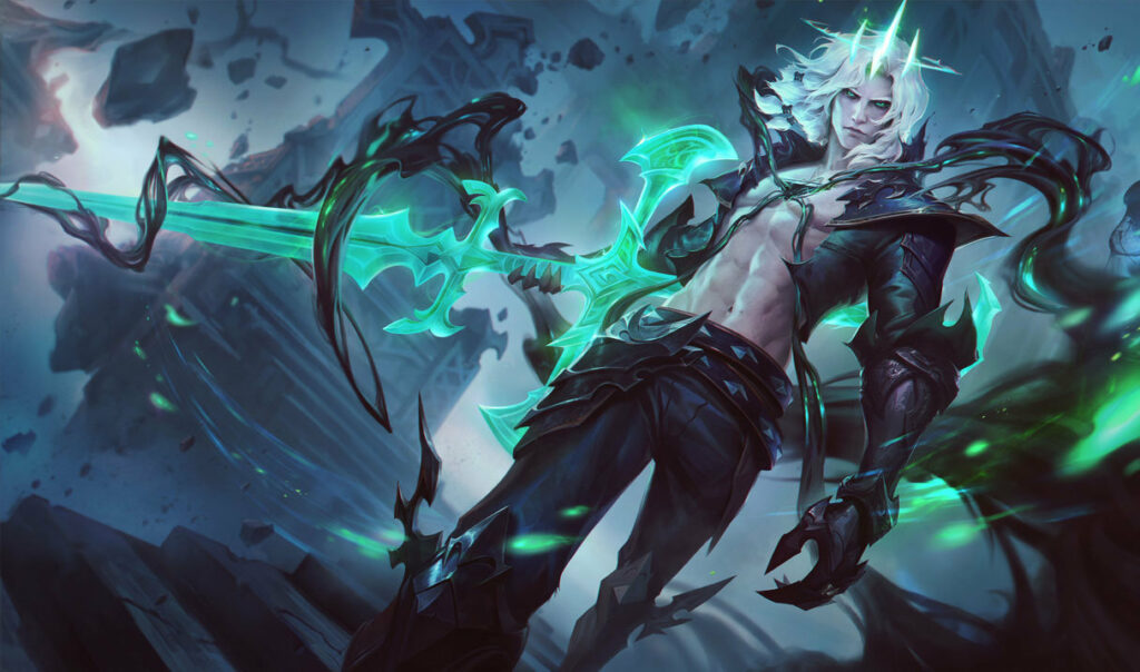 Riot August - Viego's designer admitted he hates the Ruined King 2