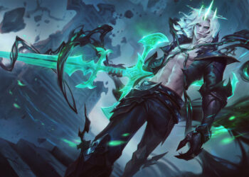 Riot August - Viego's designer admitted he hates the Ruined King 5