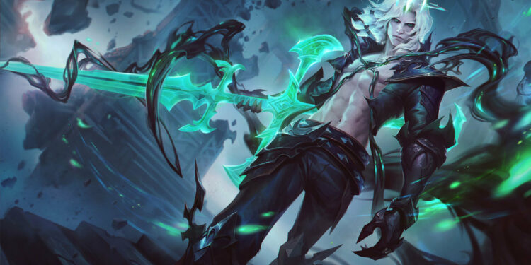 Riot August - Viego's designer admitted he hates the Ruined King 1