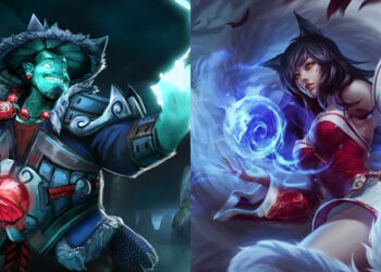 """Riot dev reveals Ahri, Ekko's original """"broken"""" ultimates, and Lux's ability to create stealthed for allies 2"""