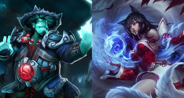 """Riot dev reveals Ahri, Ekko's original """"broken"""" ultimates, and Lux's ability to create stealthed for allies 1"""