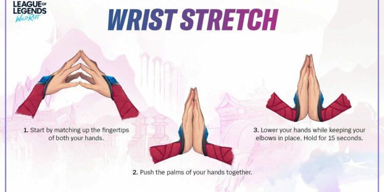 Wild Rift: Riot shares 4 hand Yoga exercises for fans 1