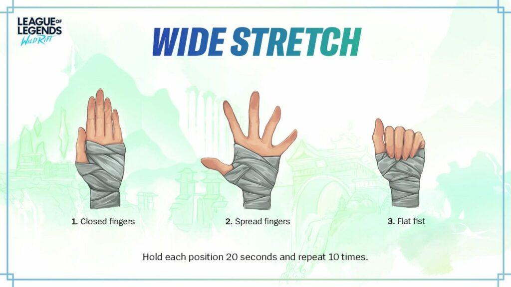 Wild Rift: Riot shares 4 hand Yoga exercises for fans 3