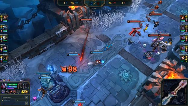 Bug: 2 Kai'Sa In The Same ARAM Match 4