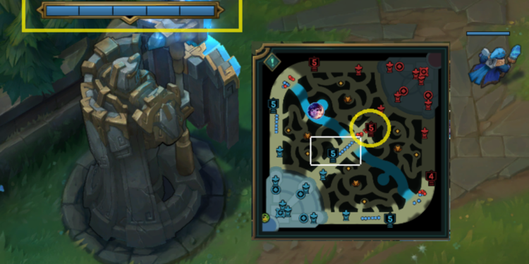 Junglers Lack Contribution Display - Community Recommends Display Turret Plates' Money Gain 1