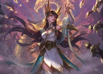 Wild Rift Patch 2.3b features significant buffs to Irelia 4