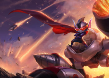 """Riot got heavily criticized for turning Rumble into a champion that depends on """"Luck"""" 2"""