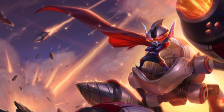 """Riot got heavily criticized for turning Rumble into a champion that depends on """"Luck"""" 1"""