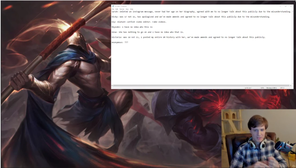 Hashinshin faces more sexual harassment accusations against under-age female players 5