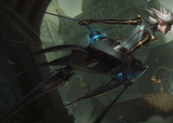 Akshan's grapple ability was initially tested for Camille five years ago 1