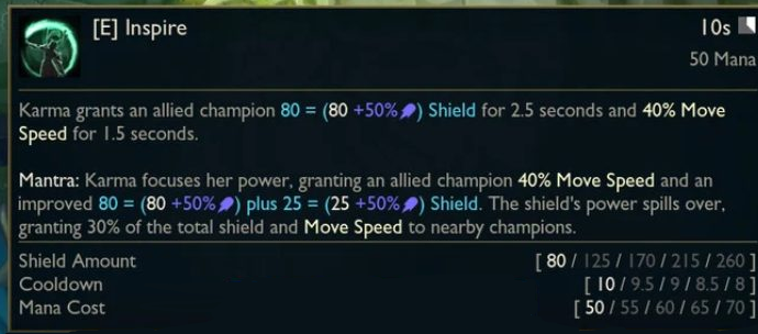 League of Legends: Karma will be brought back to bot lane in patch 11.16 2