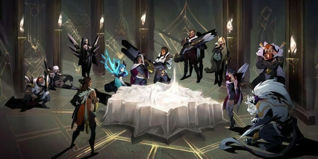 """Riot Games are speeding up Sentinels of Light event because """"too many player's progress is stalling out"""" 3"""
