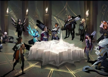 Sentinels of Light assembling, Pyke, Rengar, Graves, and Akshan will join the force 3