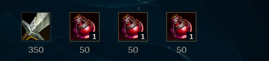 Guide: How to purchase starting items properly for ADC? 2
