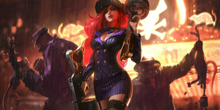 Wild Rift: AP Support Miss Fortune, why not? 1