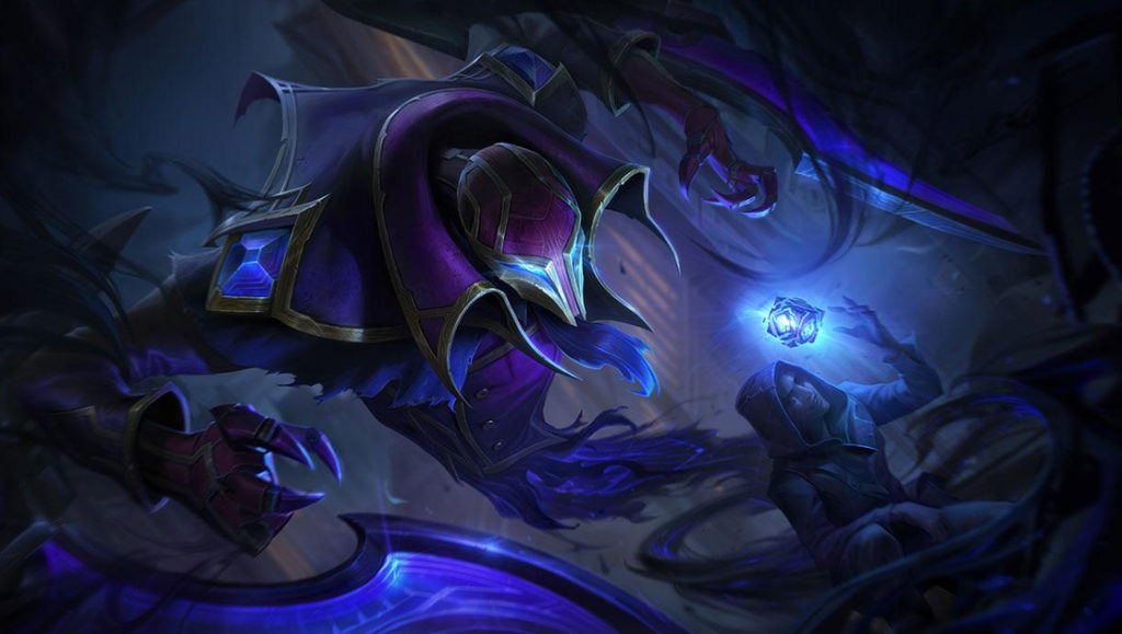 Riot has successfully put Nocturne to the ground after patch 11.14 2