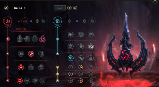 Kai'Sa comebacks in League Patch 11.14 with new Wit's End build 5