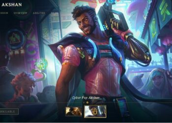 How to utilize Akshan - the newest champion in League of Legends 4