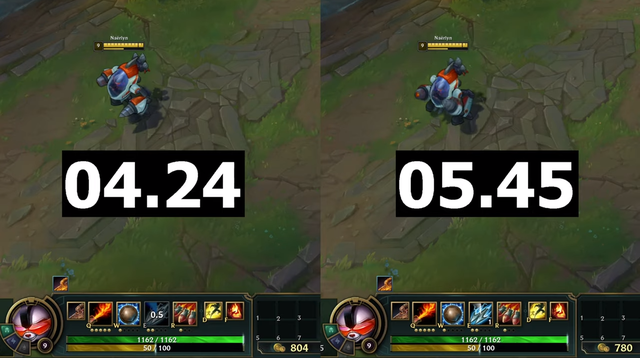 """Riot got heavily criticized for turning Rumble into a champion that depends on """"Luck"""" 4"""