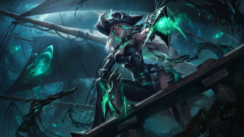 New Sentinel, Ruined, Unbound skins' splash art and animation revealed for patch 11.14 4
