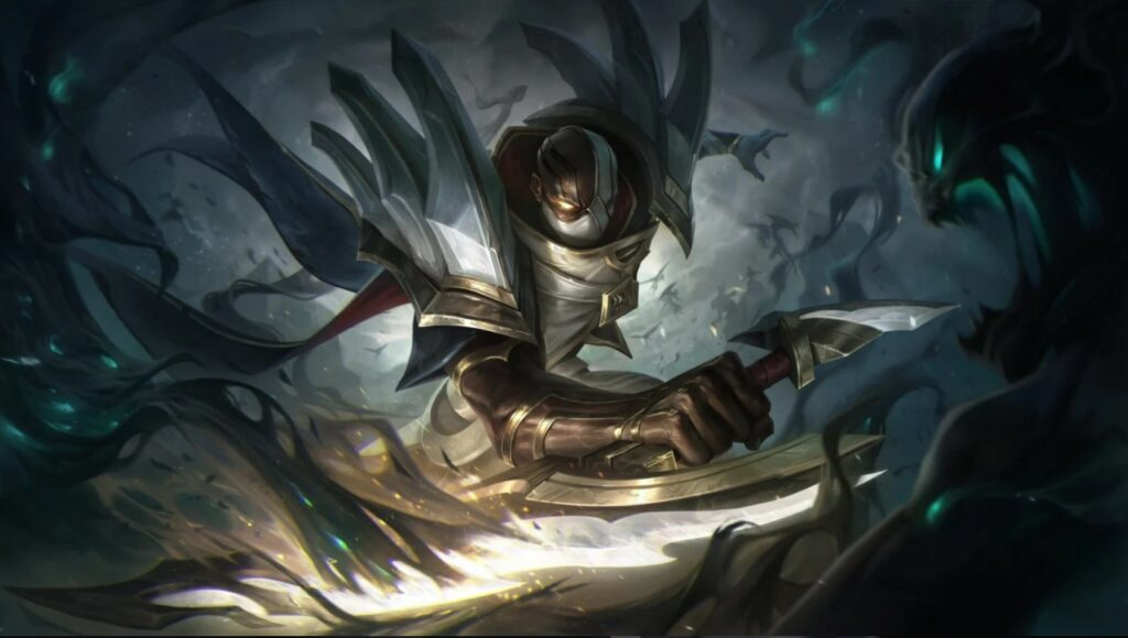 New Sentinel, Ruined, Unbound skins' splash art and animation revealed for patch 11.14 2