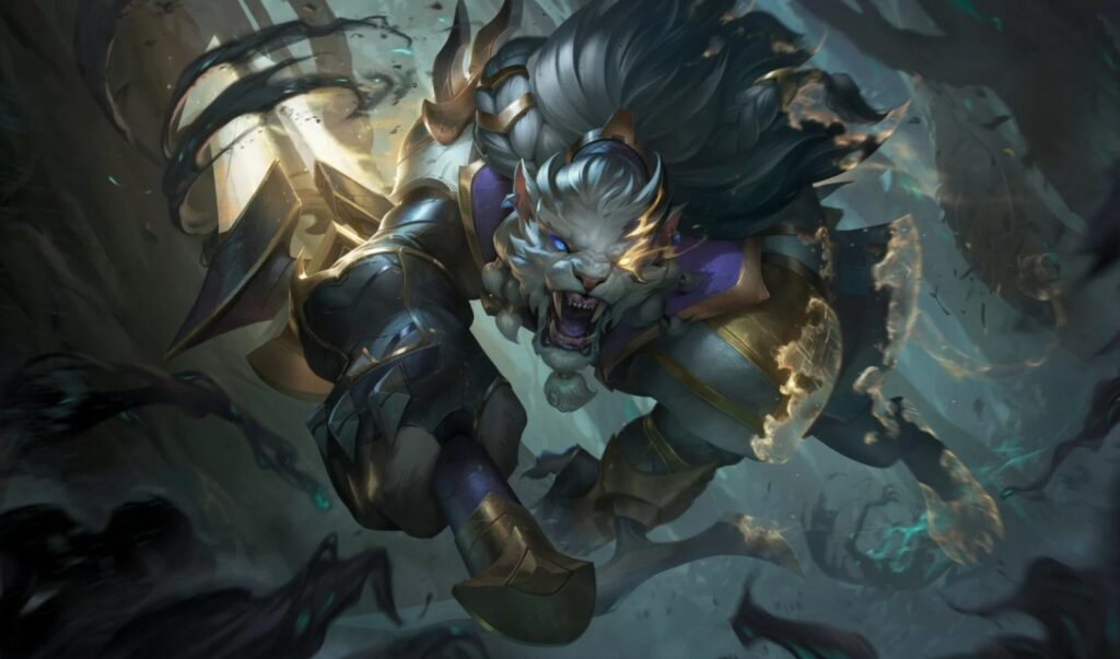 New Sentinel, Ruined, Unbound skins' splash art and animation revealed for patch 11.14 1