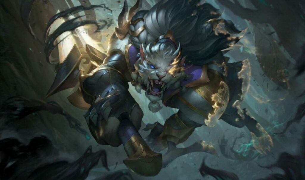 Rengar with Zoe Ult is insanely strong in Ultimate Spellbook 1