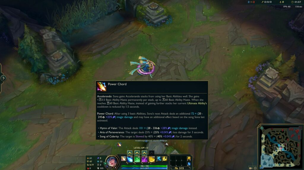 New Sona rework has finally arrived on the PBE 1