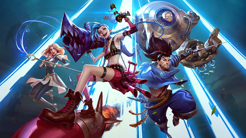 Riot Games reveals plans to expand Wild Rift Esports worldwide 3