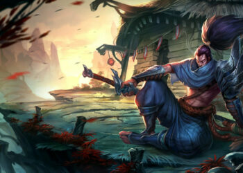 A new bug makes Yasuo unkillable in Ultimate Spellbook 7