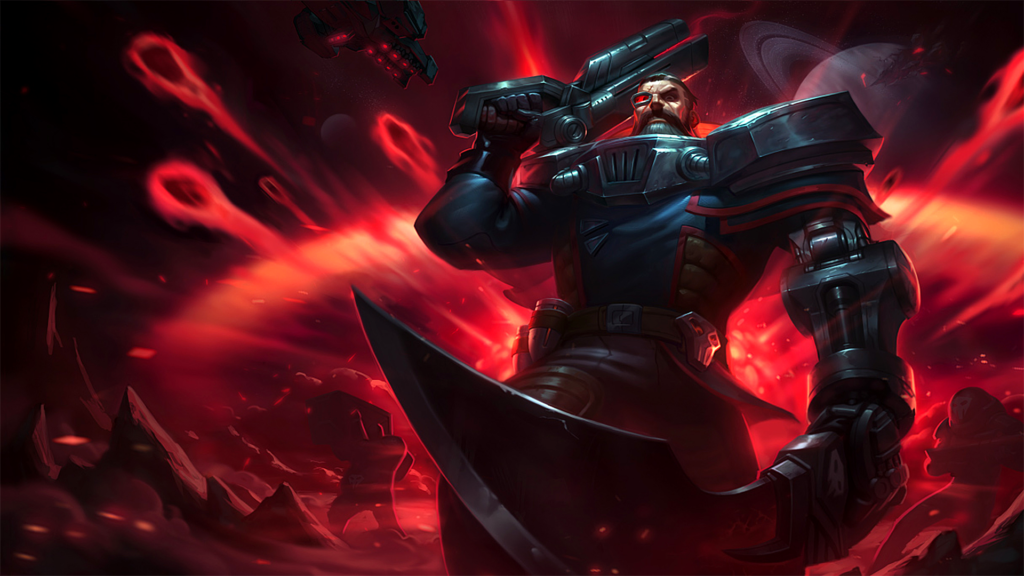 Gangplank will be seeing more late-game potential in exchange for his ability adjustments 1