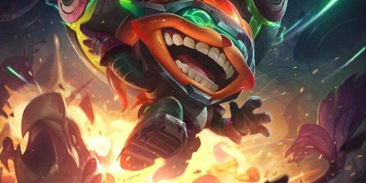 New serious Viego-Ziggs bug discovered by Vandiril 1