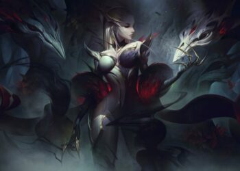 New coven skin coming to League