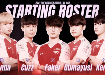 """T1's Coach Daeny:"""" The losses are due to some members can not keep up with my tactics"""" 4"""
