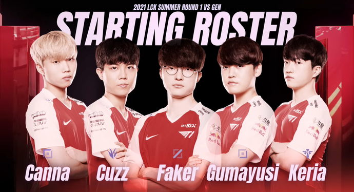 """T1's Coach Daeny:"""" The losses are due to some members can not keep up with my tactics"""" 1"""