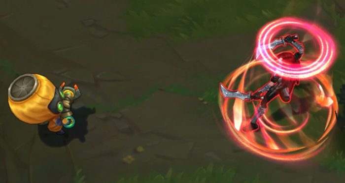 League of Legends: It's time Barrier received some updates 2