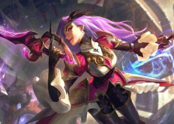 Challenger Katarina main from the Korean server revealed his secret: don't use Flash 2