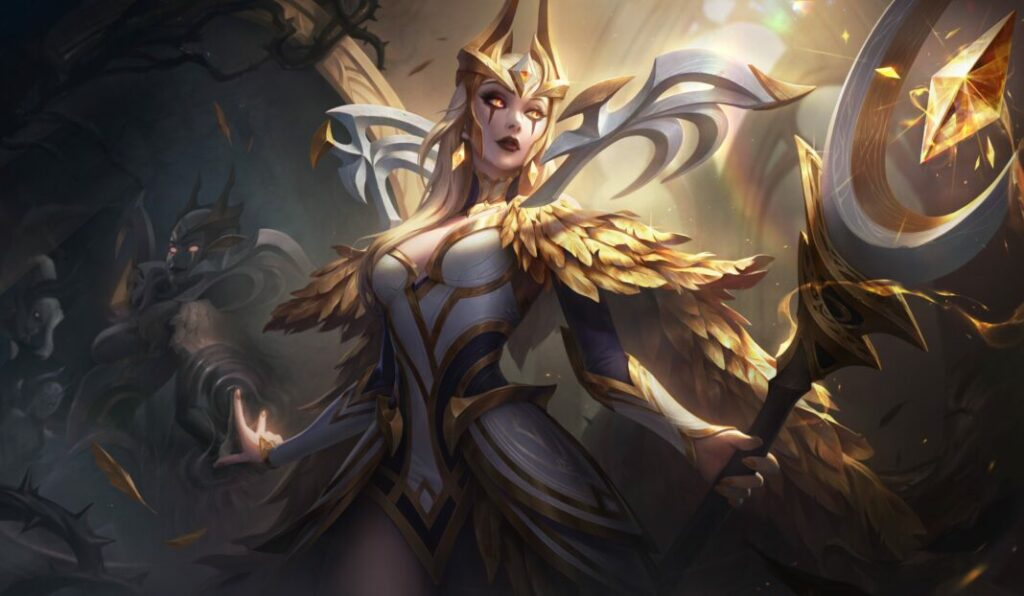 New Coven skins for Ahri, Evelynn and more, along with new Prestige Coven Leblanc 7