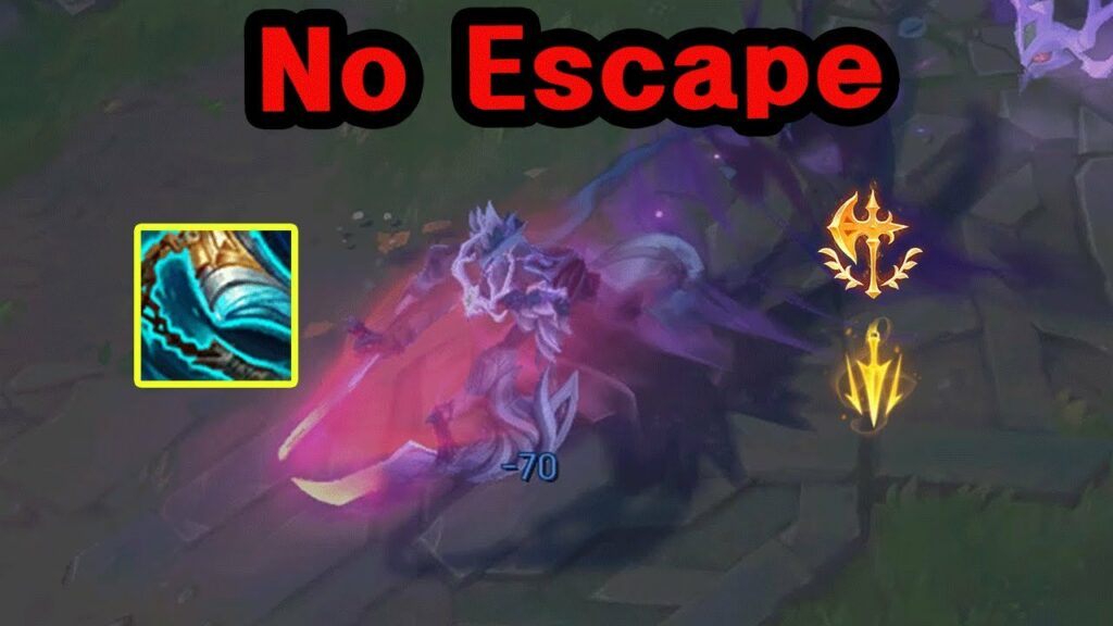 Riot has successfully put Nocturne to the ground after patch 11.14 3