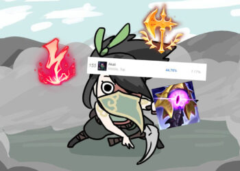 Akali becomes the worst champion in the game