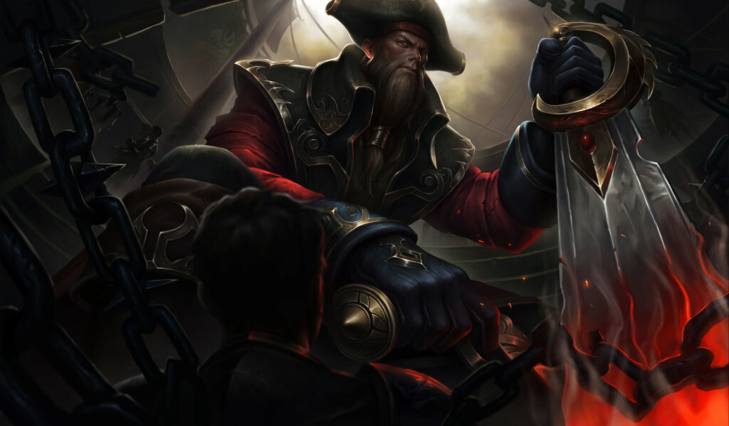 Gangplank will be seeing more late-game potential in exchange for his ability adjustments 2