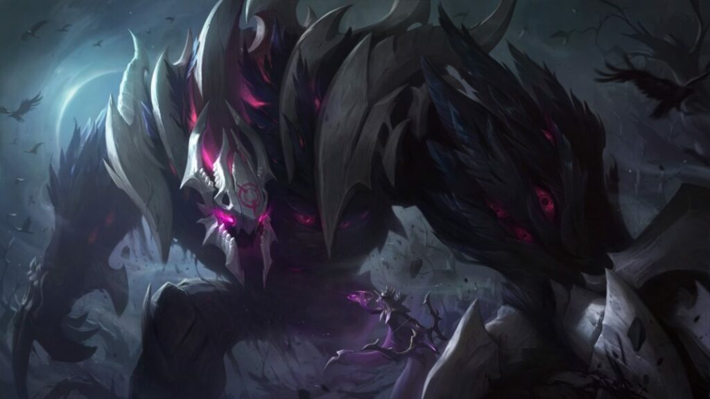 New Coven skins for Ahri, Evelynn and more, along with new Prestige Coven Leblanc 5