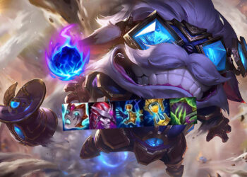 ZIggs ADC is dominating the game